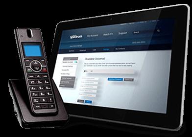 time warner spectrum phone